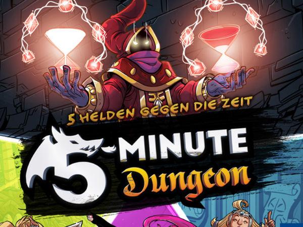 Bild zu Alle Brettspiele-Spiel 5-Minute Dungeon