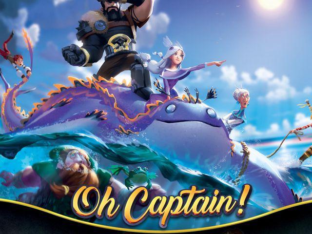 Oh Captain! Bild 1