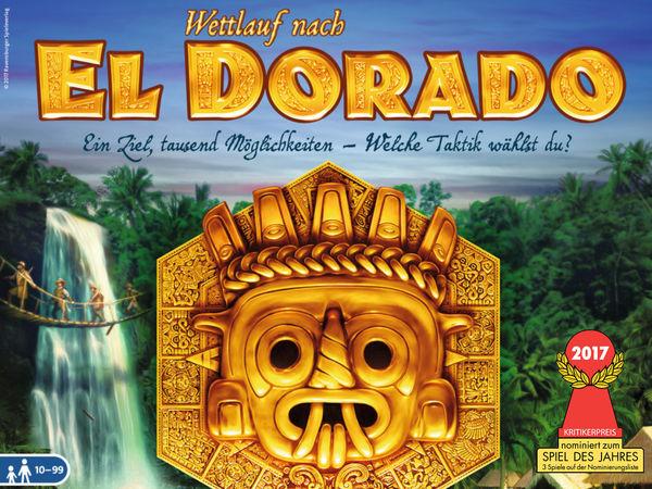 Bild zu Alle Brettspiele-Spiel Wettlauf nach El Dorado