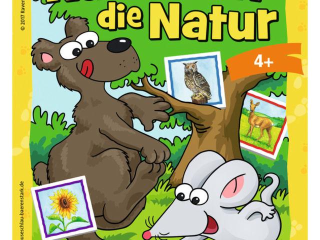 Mauseschlau & Bärenstark - Rund um die Natur Bild 1