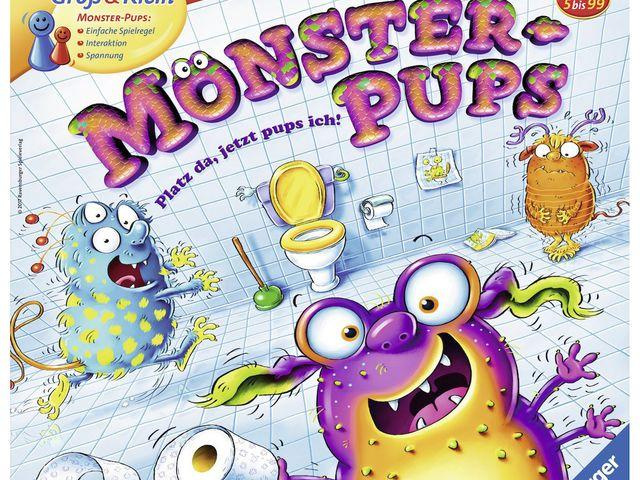 Monster-Pups Bild 1