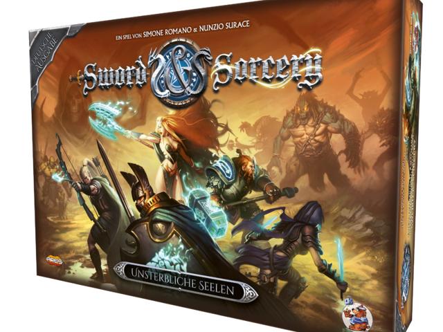 Sword & Sorcery Bild 1