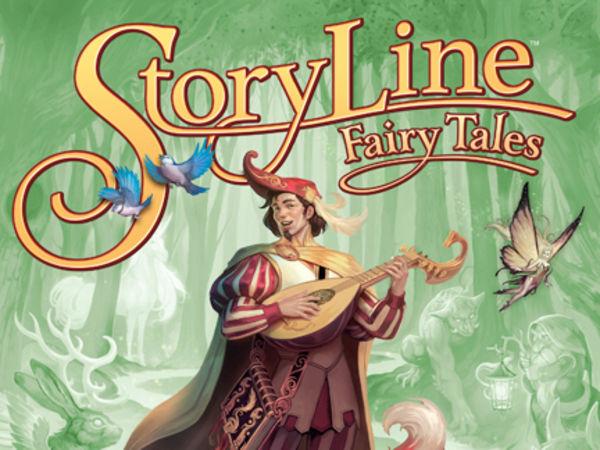 Bild zu Alle Brettspiele-Spiel StoryLine: Von Märchen und Mythen