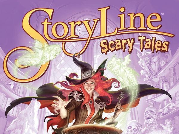 Bild zu Alle Brettspiele-Spiel Storyline - Von Geistern & Gespenstern