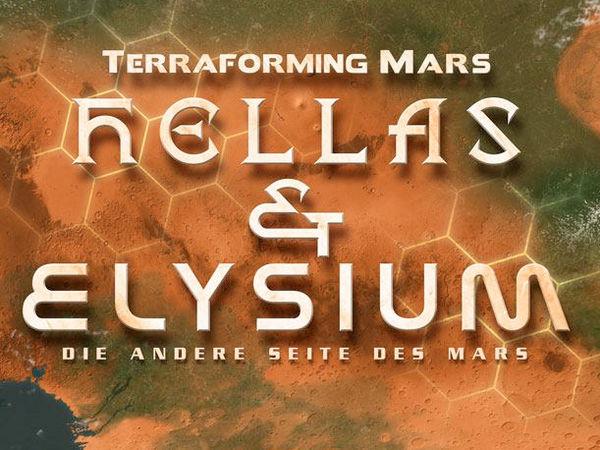 Bild zu Alle Brettspiele-Spiel Terraforming Mars: Hellas & Elysium