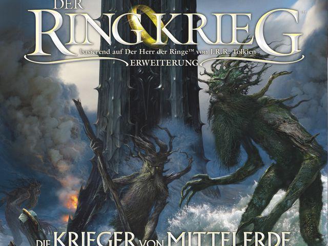 Der Herr der Ringe – Der Ringkrieg: Die Krieger von Mittelerde Bild 1