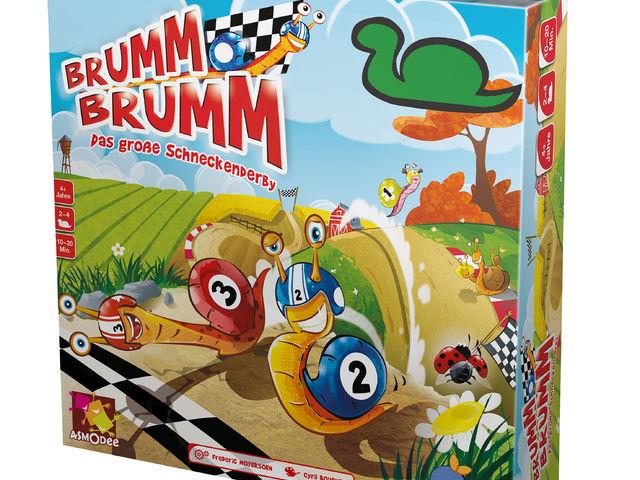 Brumm Brumm: Das große Schneckenrennen Bild 1