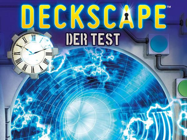 Bild zu Alle Brettspiele-Spiel Deckscape: Der Test