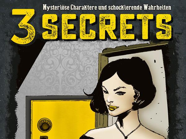 Bild zu Alle Brettspiele-Spiel 3 Secrets