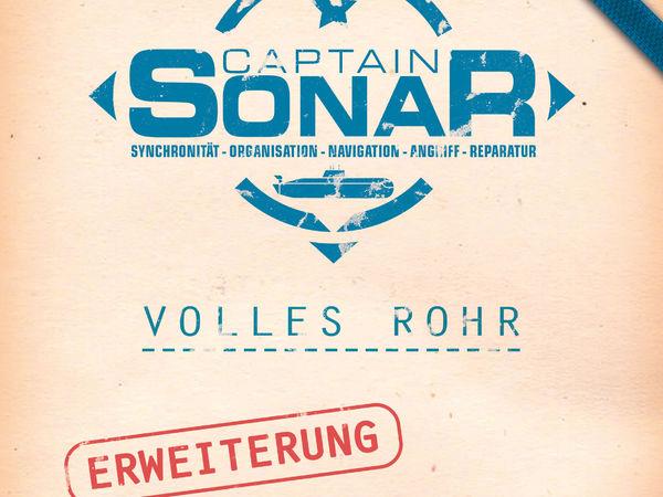 Bild zu Alle Brettspiele-Spiel Captain Sonar: Volles Rohr