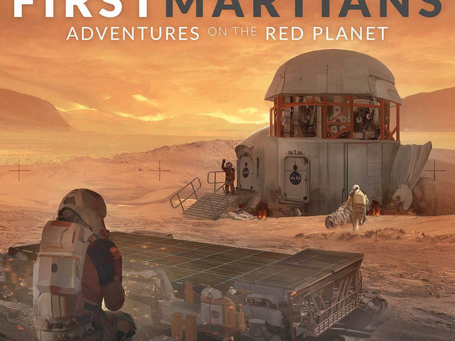 First Martians: Adventures on the Red Planet Bild 1