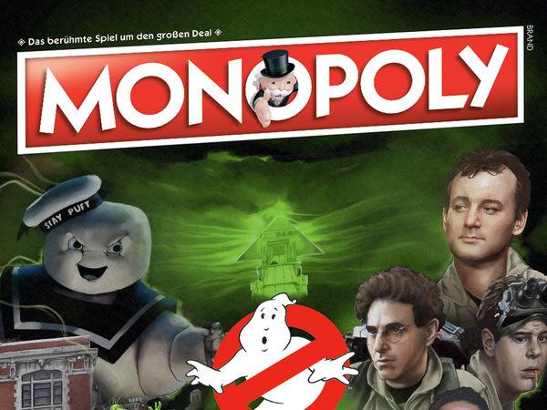 Bild zu Alle Brettspiele-Spiel Monopoly: Ghostbusters