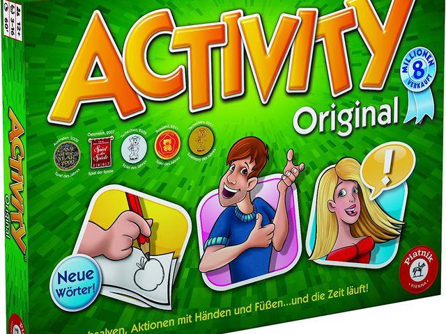 Activity Original Bild 1