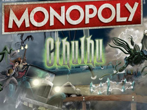 Bild zu Frühjahrs-Neuheiten-Spiel Monopoly: Cthulhu
