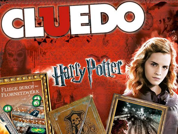 Bild zu Alle Brettspiele-Spiel Cluedo Harry Potter