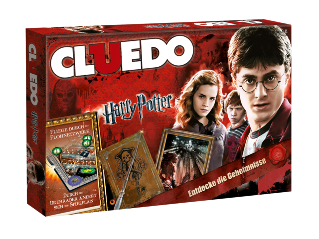Cluedo Harry Potter Bild 1