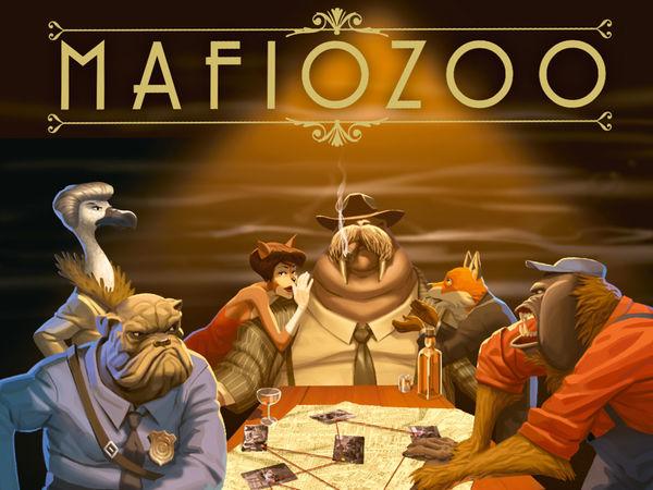 Bild zu Alle Brettspiele-Spiel Mafiozoo
