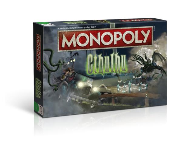 Monopoly: Cthulhu Bild 1