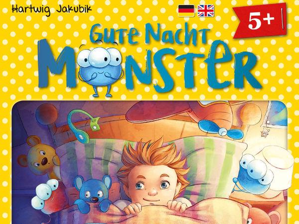 Bild zu Alle Brettspiele-Spiel Gute Nacht Monster
