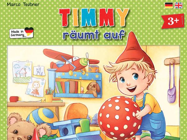 Bild zu Alle Brettspiele-Spiel Timmy räumt auf