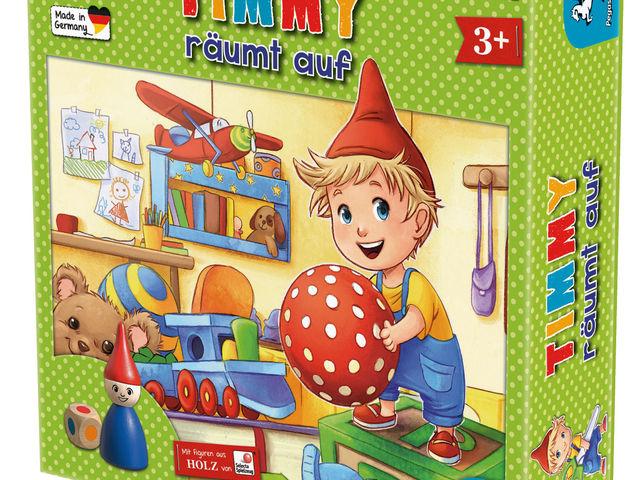 Timmy räumt auf Bild 1