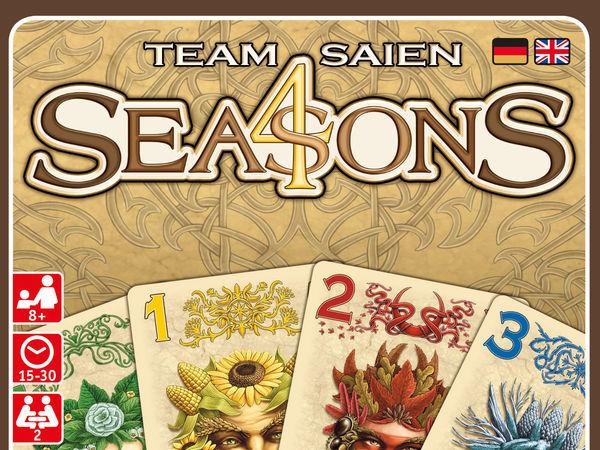 Bild zu Alle Brettspiele-Spiel 4 Seasons
