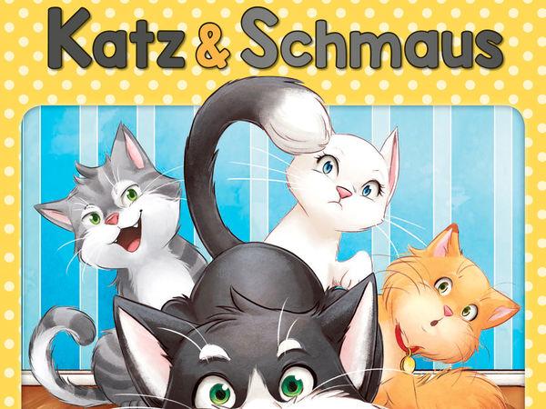 Bild zu Alle Brettspiele-Spiel Katz & Schmaus