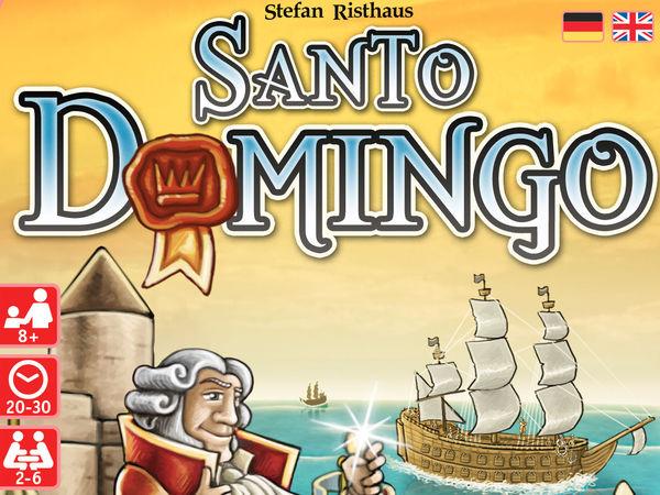 Bild zu Alle Brettspiele-Spiel Santo Domingo