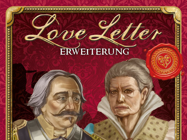 Bild zu Alle Brettspiele-Spiel Love Letter: Erweiterung