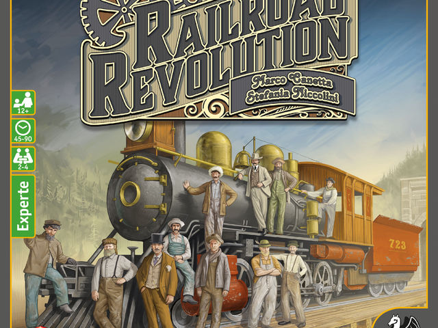 Railroad Revolution Bild 1