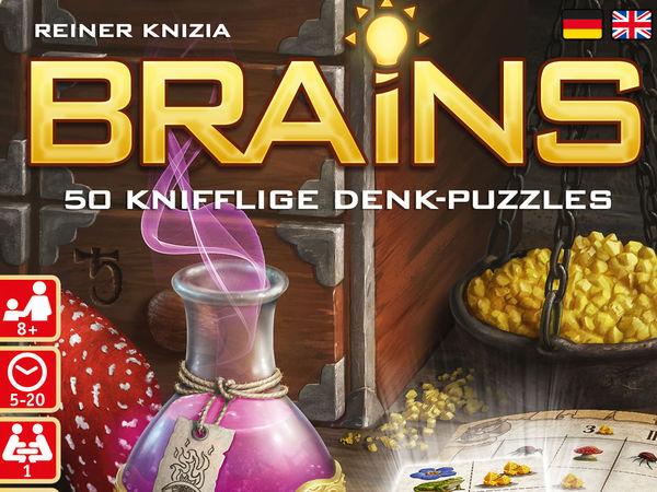 Bild zu Alle Brettspiele-Spiel Brains: Zaubertrank