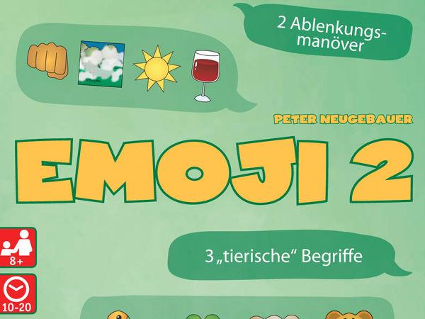 Bild zu Alle Brettspiele-Spiel Emoji 2