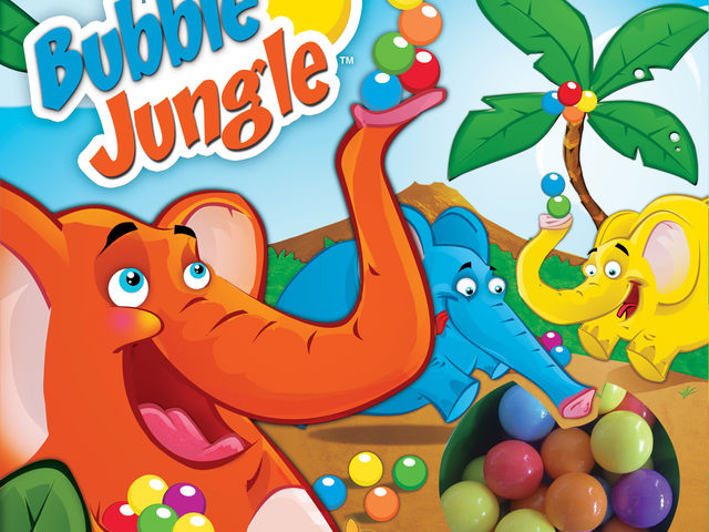 Bubble Jungle Bild 1