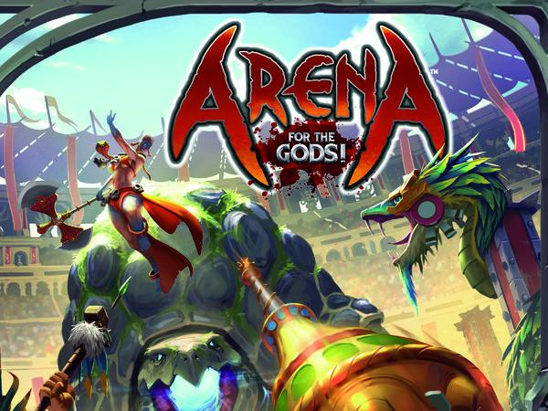 Bild zu Alle Brettspiele-Spiel Arena: For the Gods!