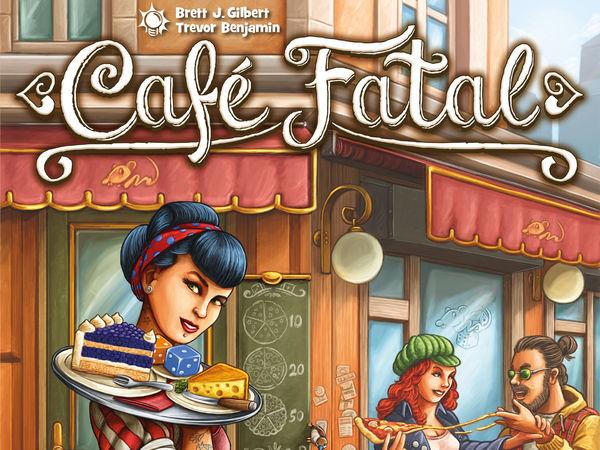 Bild zu Alle Brettspiele-Spiel Café Fatal