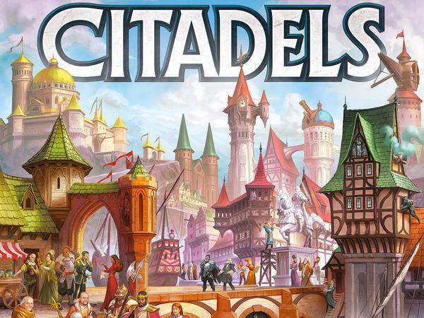 Bild zu Alle Brettspiele-Spiel Citadels