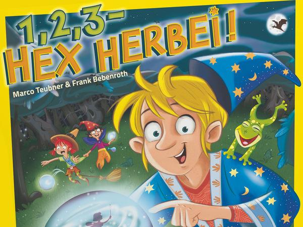 Bild zu Alle Brettspiele-Spiel 1, 2, 3 - Hex Herbei!