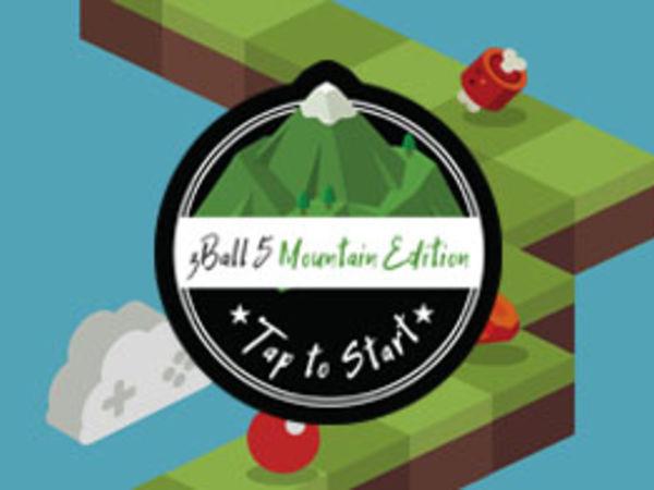 Bild zu Geschick-Spiel Z Ball 5 - Mountain Edition