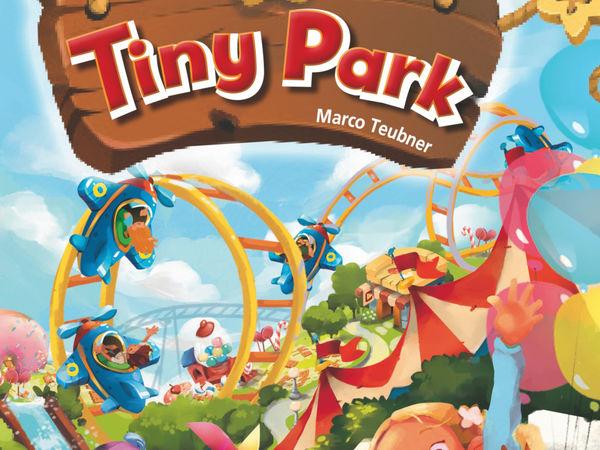 Bild zu Alle Brettspiele-Spiel Tiny Park