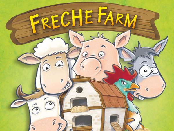 Bild zu Alle Brettspiele-Spiel Freche Farm
