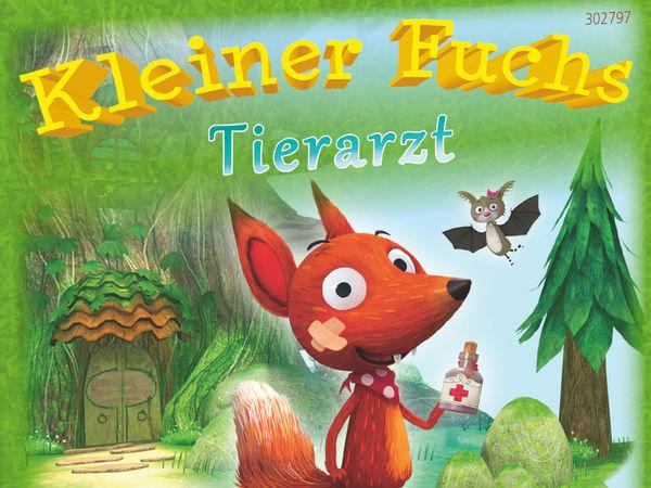 Bild zu Alle Brettspiele-Spiel Kleiner Fuchs Tierarzt