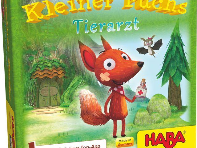 Kleiner Fuchs Tierarzt Bild 1