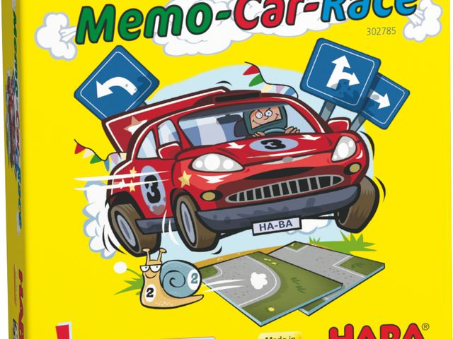 Memo-Car-Race Bild 1