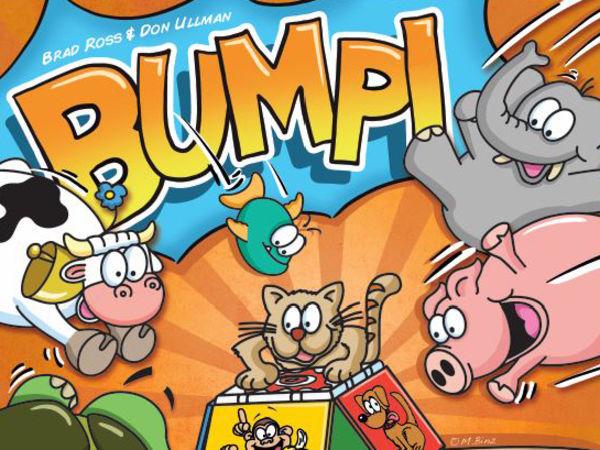 Bild zu Alle Brettspiele-Spiel Bumpi