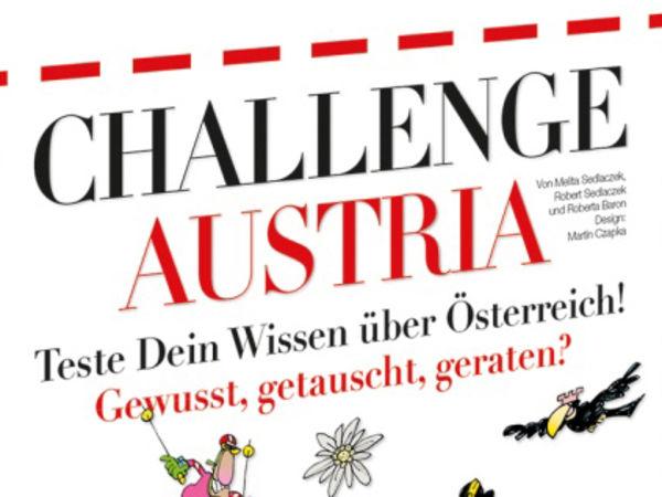Bild zu Alle Brettspiele-Spiel Challenge Austria