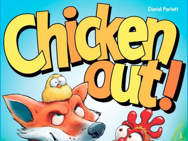 Bild zu Alle Brettspiele-Spiel Chicken Out!