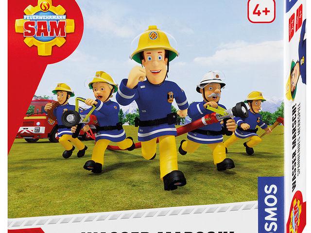 Feuerwehrmann Sam: Wasser Marsch! Bild 1