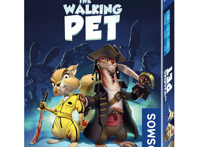 The Walking Pet Bild 1