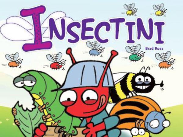 Bild zu Alle Brettspiele-Spiel Insectini