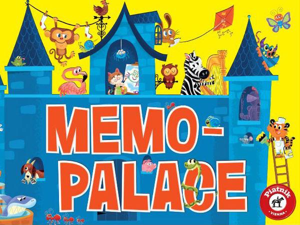 Bild zu Alle Brettspiele-Spiel Memo-Palace